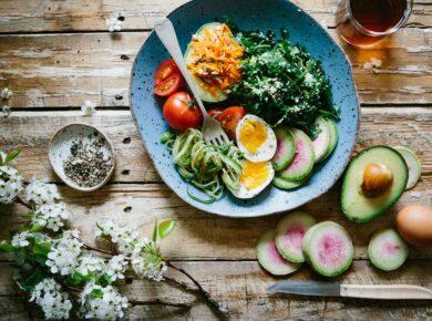 gezonde maaltijd