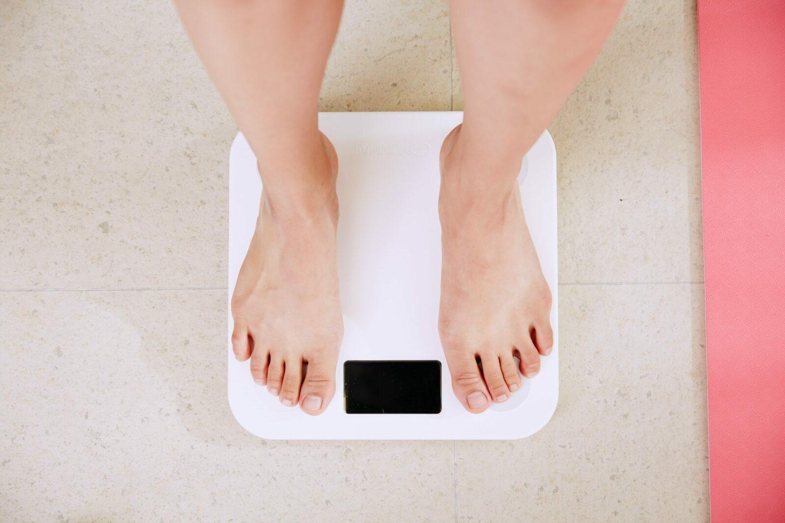Het vetpercentage berekenen